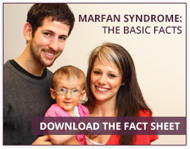 Download the Marfan Syndrome Fact Sheet