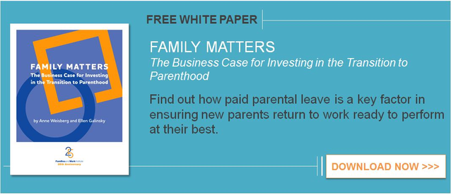 paid parental leave case studies The economic case for paternity leave written the us's lack of paid parental leave and flexible work a study by the swedish institute of labor.
