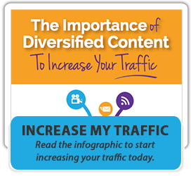 The importance of diversified content