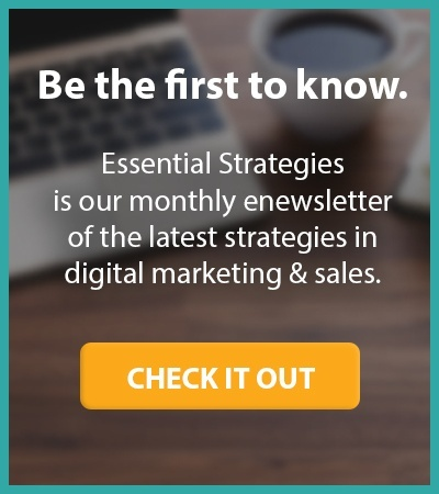 sign up for our marketing essentials enewsletter