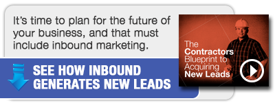 See how inbound generates new leads