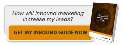 Inbound marketing increase leads