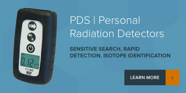 PRD | Personal Radiation Detectors > Learn More!