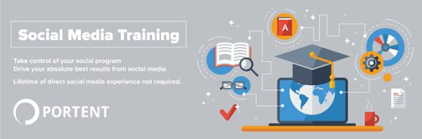 Social Training from Portent