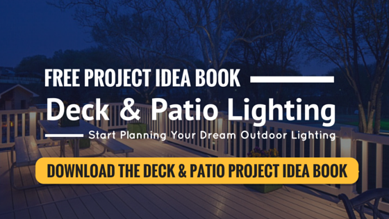 Download the FREE Deck & Patio Outdoor Lighting Idea Book - McKay Landscape Lighting Omaha Nebraska