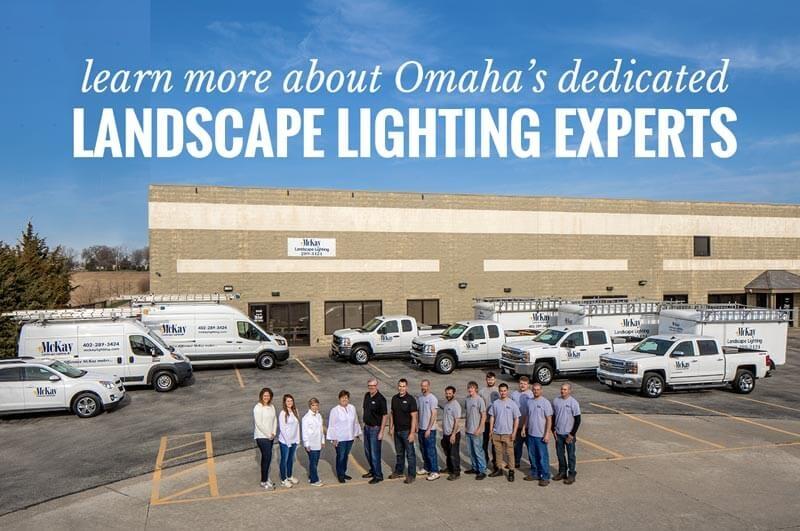 Omaha's Outdoor Lighting Experts | McKay Landscape Lighting, Nebraska