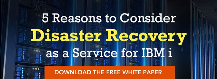 Disaster Recovery for IBM i