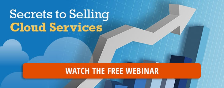 Selling Cloud Services Webinar