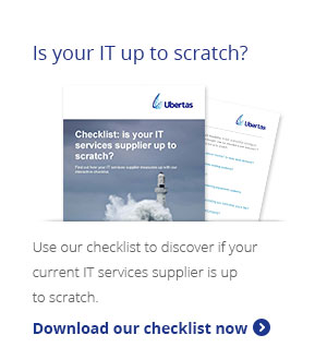Is your IT up to scratch