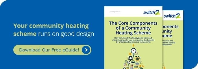 The Core Components of a Community Heating Scheme
