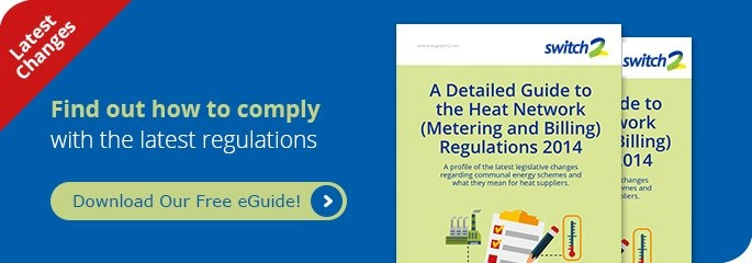 A Detailed Guide to the Heat Network (Metering and Billing) Regulations 2014