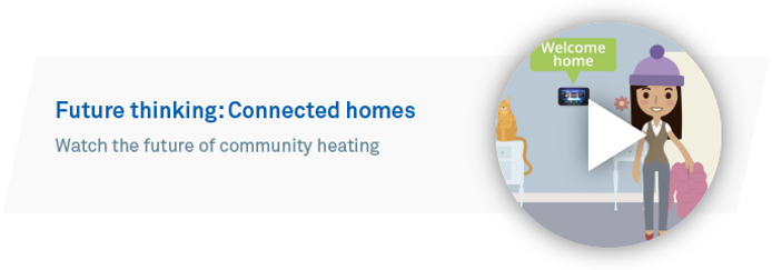 Watch the future of community heating