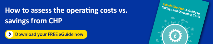 Calculating CHP: a Guide to Savings and Operating Costs