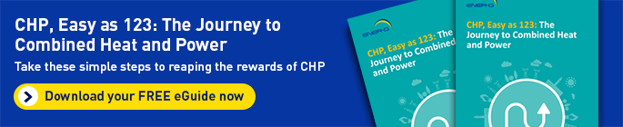 CHP, easy as 123: the journey to Combined Heat and Power