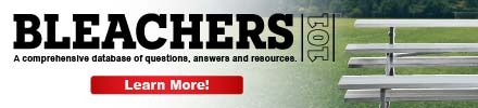 Bleachers 101 - Frequently Asked Questions