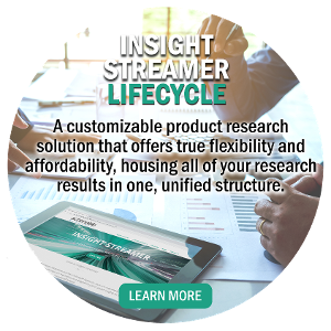 Check Out Insight Streamer LifeCycle