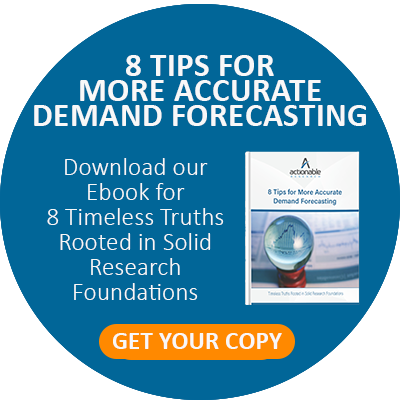 8 Tips for More Accurate Demand Forecasting