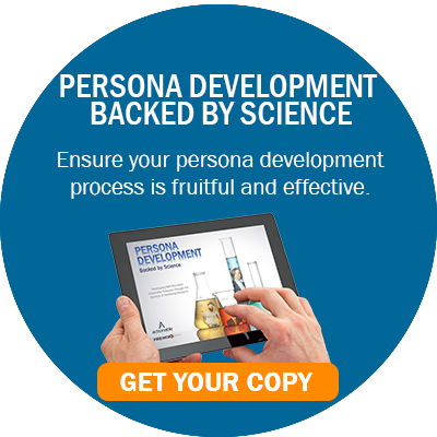 Persona Development Backed By Sciene