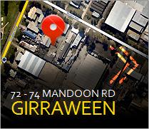 72 - 74 Mandoon RD Girraween