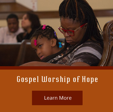 Gospel Worship of Hope