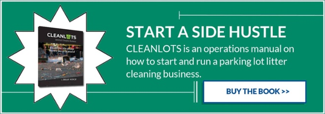 Buy the CLEANLOTS operations manual