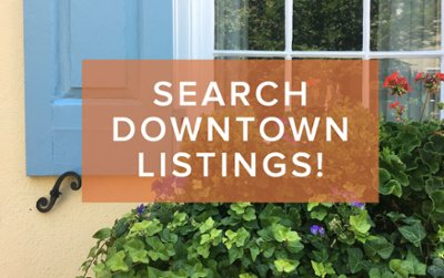 View downtown Real Estate in Charleston SC