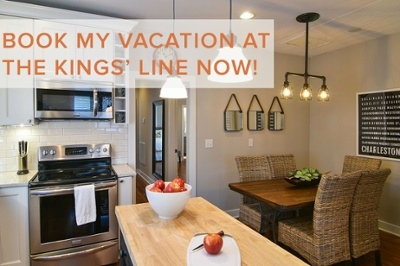 Book Vacation At Kings Line Charleston