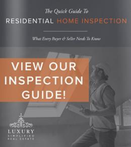 Home Inspection Guide Buying or Selling