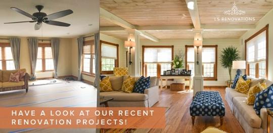 Luxury Simplified Renovations Charleston SC