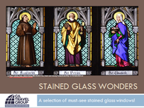 stained glass wnders