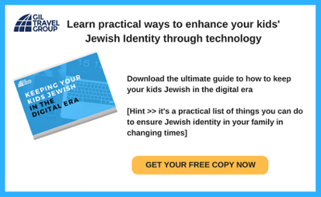 keeping your kids jewish