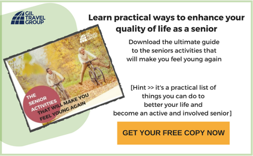 senior activities ebook