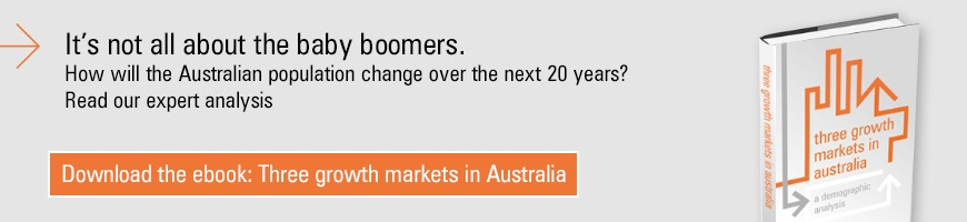 Download 3 growth markets in Australia eBook