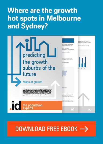 eBook: Growth suburbs of the future