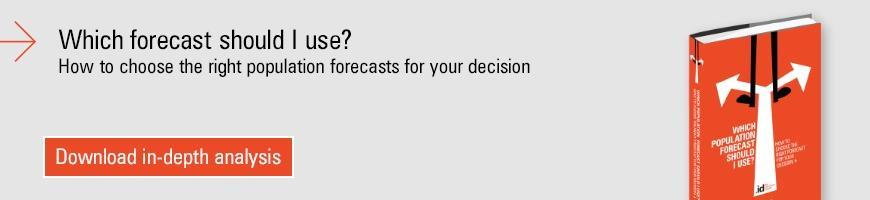 Download population forecast ebook