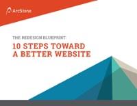 10 Steps Toward A Better Website ebook