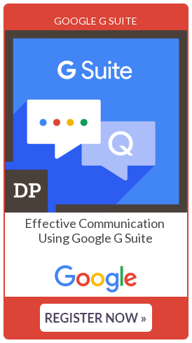 Effective Communication Using Google G Suite