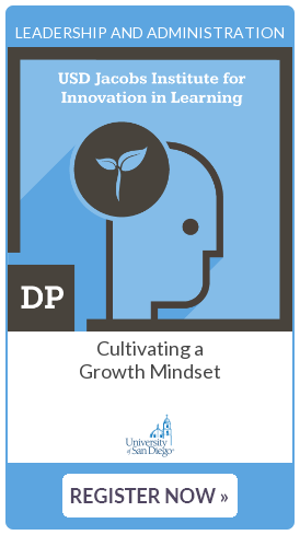 Cultivating a Growth Mindset