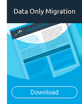 data only migration fact sheet download