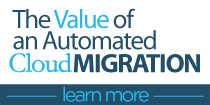 The value of an automated cloud migration