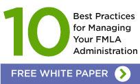 Managing FMLA