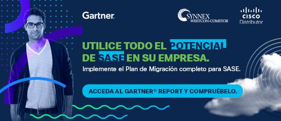 Acceda al Gartner Report y compruébelo!
