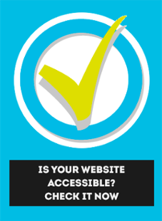 Click here to request a web accessibility review of your website.