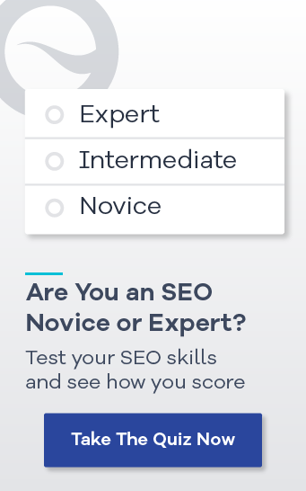 Take our Quiz: Are You and SEO Novice or Expert?