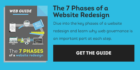 Get the guide: The 7 Phases of a Website Redesign