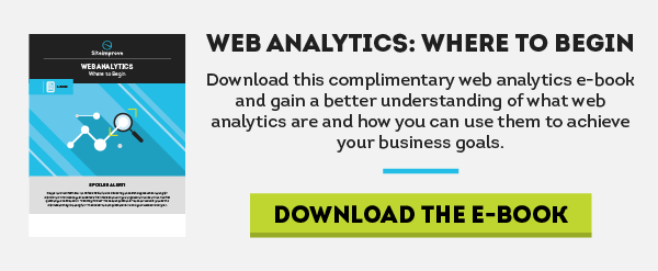 Downloda the Web Analytics: Where to Begin E-Book