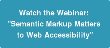 Download the semantic markup webinar
