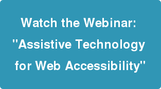 Watch the Webinar: