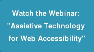 Watch the Webinar: