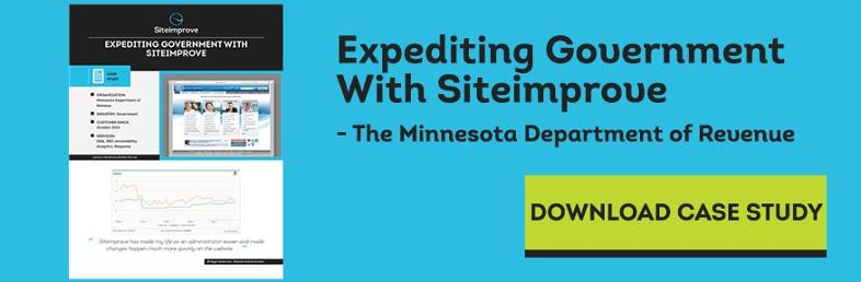 Download The Minnesota Department of Revenue Case Study